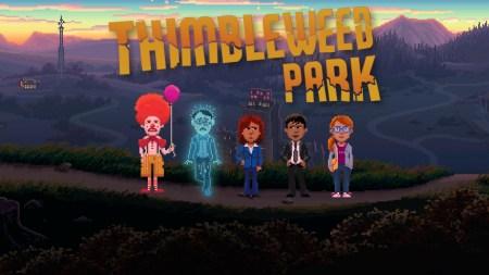 Thimbleweed Park: большой привет из «золотого века» адвенчур