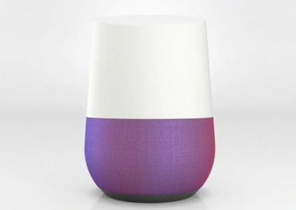 Умная колонка Google Home получит ряд новых функций и возможностей