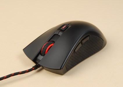 Обзор игровой мыши HyperX Pulsefire FPS