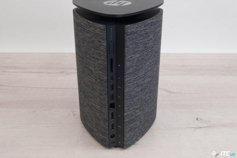Обзор домашнего ПК HP Pavilion Wave 600