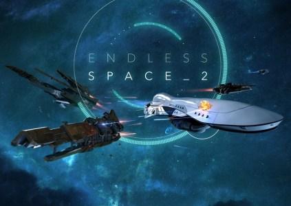 Endless Space 2: легенды космоса
