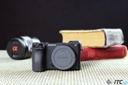 Обзор Sony α6500: беззеркальная камера с быстрым автофокусом
