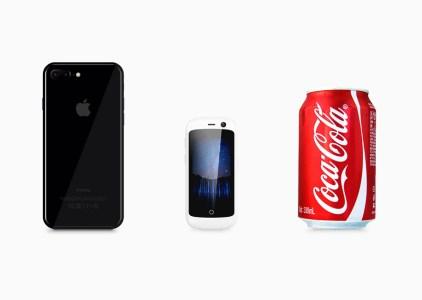 На Kickstarter появился Jelly — самый маленький 4G-смартфон в мире с диагональю экрана 2,45 дюйма и стоимостью от $59