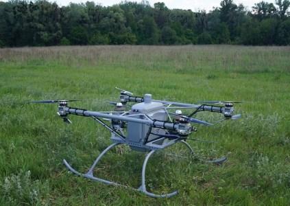 «Матрица технологий» провела испытания привязного беспилотника «Око-М» и предсерийного гибридного «Командора», анонсировав использование подобной модели в качестве летающего такси
