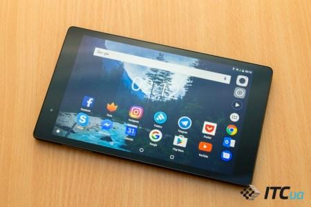 Обзор планшета Lenovo Tab3 8 Plus
