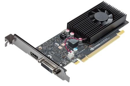Представлена видеокарта NVIDIA GeForce GT 1030 стоимостью $70