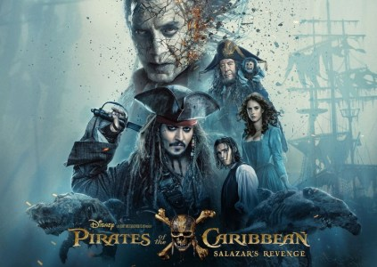 Pirates of the Caribbean: Dead Men Tell No Tales / «Пираты Карибского моря: месть Салазара»
