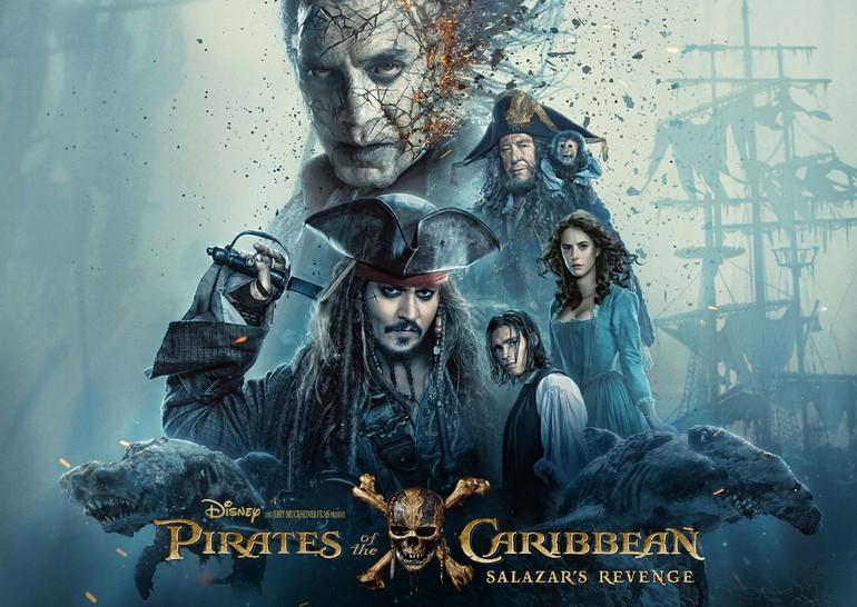 Пираты Карибского моря 7 - дата выхода в России | 546x770