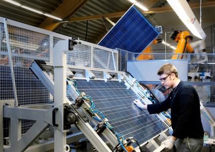 В Херсоне планируют запустить производство солнечных панелей