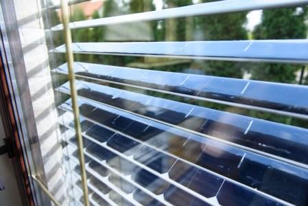 Украинский стартап SolarGaps вышел на Kickstarter с умными солнечными жалюзи, вырабатывающими электроэнергию