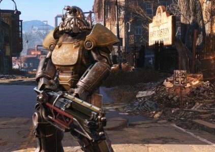До конца уик-энда можно будет бесплатно играть в Fallout 4 и купить игру со скидкой до 67%