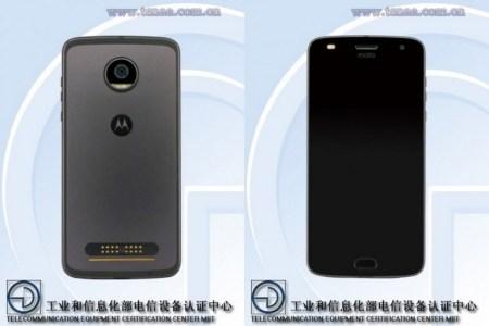 Емкость аккумуляторной батареи смартфона Moto Z2 Play составит 3000 мА·ч, что ощутимо меньше, чем у предшественника