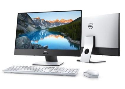 Dell показала на Computex 2017 новые моноблоки и игровой компьютер Inspiron