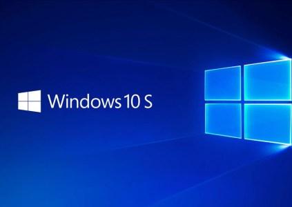 Windows 10 S – специальная версия ОС для сферы обучения, призванная конкурировать с Chrome OS
