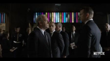 «Одна нация под Андервудом»: Вышел трейлер пятого сезона сериала «Карточный домик»