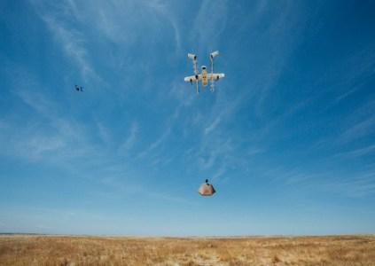 Alphabet тестирует систему для управления полётами множества дронов