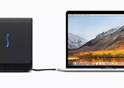 Apple добавила поддержку внешних видеокарт в macOS High Sierra и предлагает соответствующий набор для разработчиков по цене $599