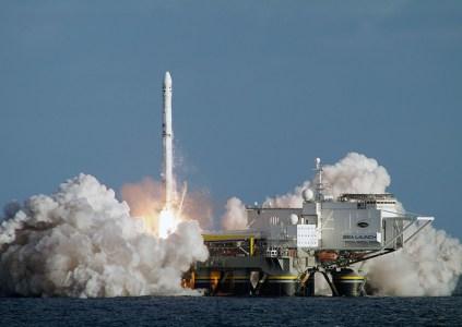 «Южмаш» возобновил производство ракет «Зенит» для программы «Морской старт» и уже имеет заказ на 12 ракет-носителей