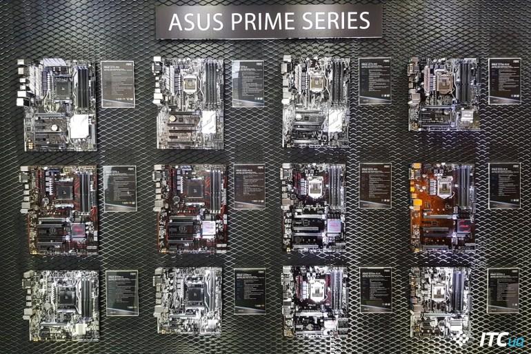 Новинки ASUS на выставке Computex 2017