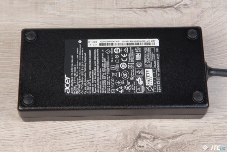 Обзор игрового ноутбука Acer Aspire Nitro V 17 Black Edition