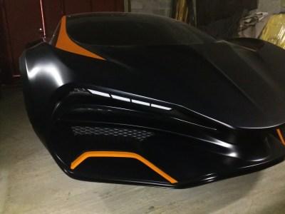 Электрический суперкар HIMERA – новый проект украинца, создавшего премиальное Волга-купе на базе BMW 5