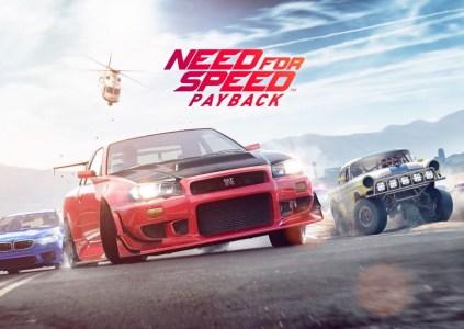 Очередная часть NFS-франшизы Need for Speed Payback выйдет 10 ноября 2017 года на Xbox One, PS4 и ПК, опубликован первый трейлер
