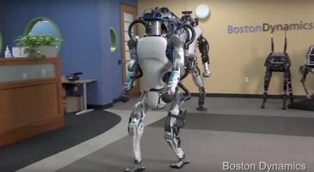 Alphabet продаст Boston Dynamics и Schaft японской компании SoftBank