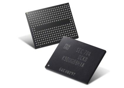 Samsung начала массовое производство 64-слойных чипов памяти V-NAND ёмкостью 256 Гбит