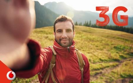 В июне оператор Vodafonе Украина подключил к 3G полмиллиона жителей западных областей страны