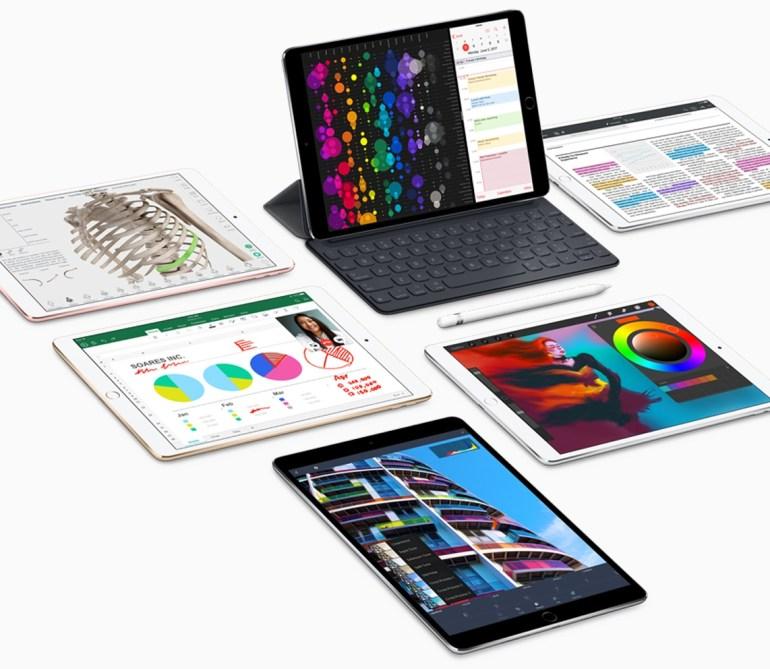Apple представила новый 10,5-дюймовый планшет iPad Pro с 6-ядерным процессором A10X и до 512 ГБ хранилища по цене от $649