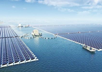 «Укргидроэнерго» планирует построить солнечные электростанции мощностью около 80 МВт