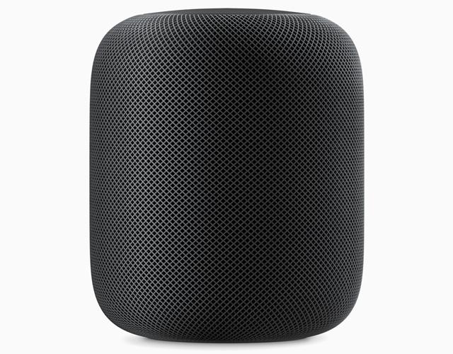 Apple представила умную колонку HomePod за $349