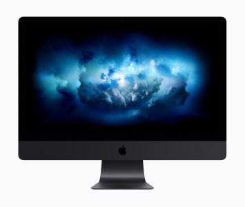 Apple iMac Pro — профессиональная версия десктопа с 5K-дисплеем, процессорами Intel Xeon и графикой AMD Radeon Vega по цене от $4999