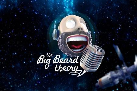 Подкаст The Big Beard Theory 195: Полет на обратную сторону Луны, космическая музыка и истинное одиночество