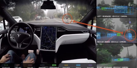 Эксперт робототехники: «Никогда не используйте автопилот Tesla рядом с велосипедистами!»