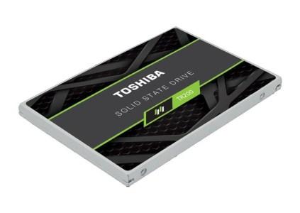 Toshiba анонсировала SSD TR200, основанный на 64-слойной памяти BiCS3 3D NAND
