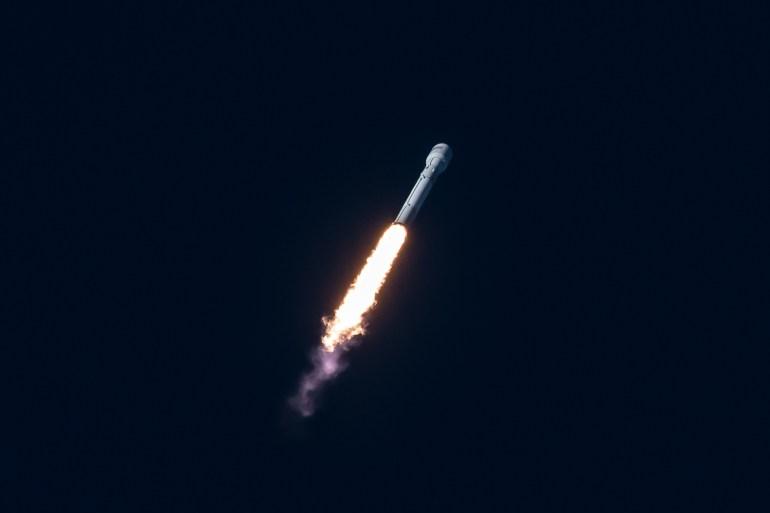 SpaceX успешно запустила третью ракету-носитель Falcon 9 за две недели