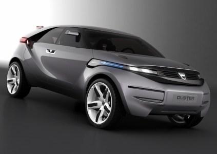 Слухи: Dacia собирается выпустить электрокроссовер Duster, который может стать самым дешевым массовым электромобилем в мире