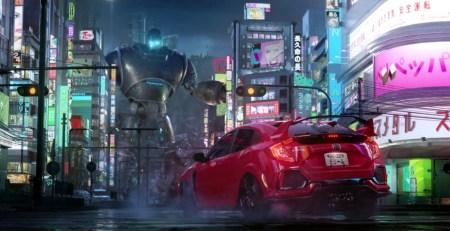 Honda сняла зрелищный ролик «Dream Makers» со своими новинками, несуществующими блокбастерами и CGI-графикой