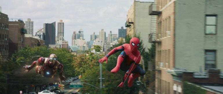 Spider-Man: Homecoming / Человек-паук: Возвращение домой