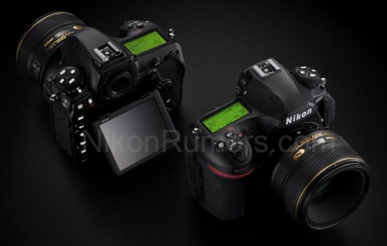 Полнокадровая камера Nikon D850: изображения и некоторые спецификации