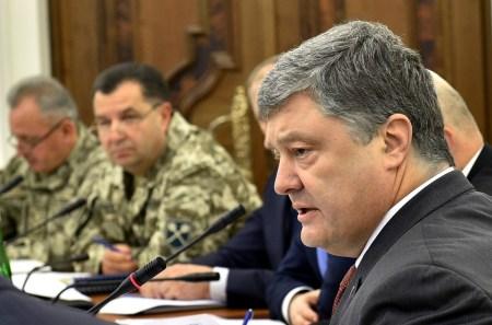Петр Порошенко: «Украина введет биометрический контроль для граждан других государств, которые пересекают нашу границу» (для граждан РФ добавят предварительную регистрацию)