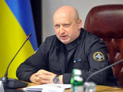 Александр Турчинов: «Украинские депутаты стали соучастниками киберпреступлений против собственной страны»