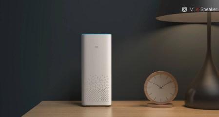 Умная акустическая система Xiaomi Mi AI Speaker стоит около $44