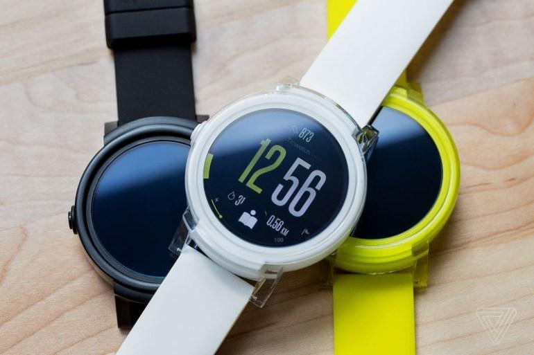Mobvoi собирается выпустить доступные умные часы на базе Android Wear и запустила кампанию на Kickstarter