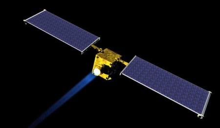 NASA попытается изменить траекторию движения астероида Didymos B, разбив об него специальный космический аппарат