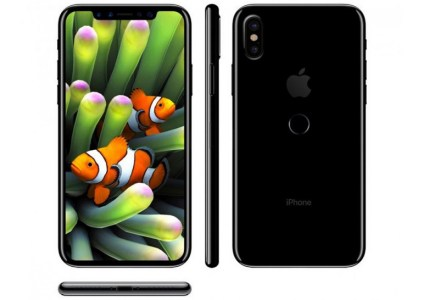 iPhone 8 не получит интегрированного в дисплей сканера отпечатков пальцев