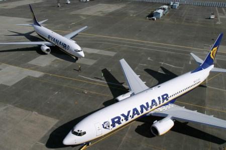 Ryanair официально отказался от выхода на украинский рынок