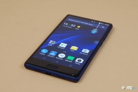 Обзор DOOGEE MIX: безрамочный смартфон по-китайски