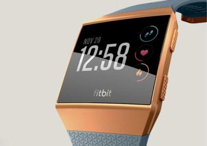 Fitbit анонсировала умные часы Ionic по цене $300